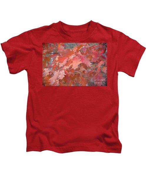 Autumn Paintbrush Kids T-Shirt