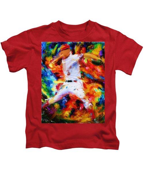 Baseball  I Kids T-Shirt
