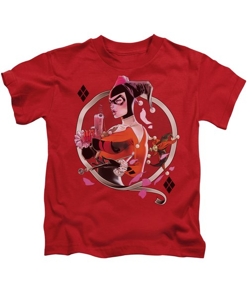 Batman - Harley Q Kids T-Shirt