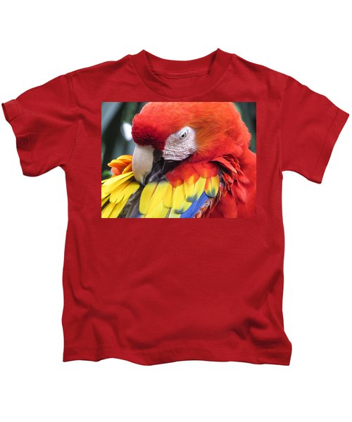 Beauty Scarlet Kids T-Shirt