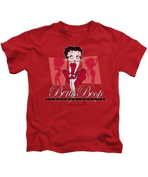 Boop - Timeless Beauty Kids T-Shirt
