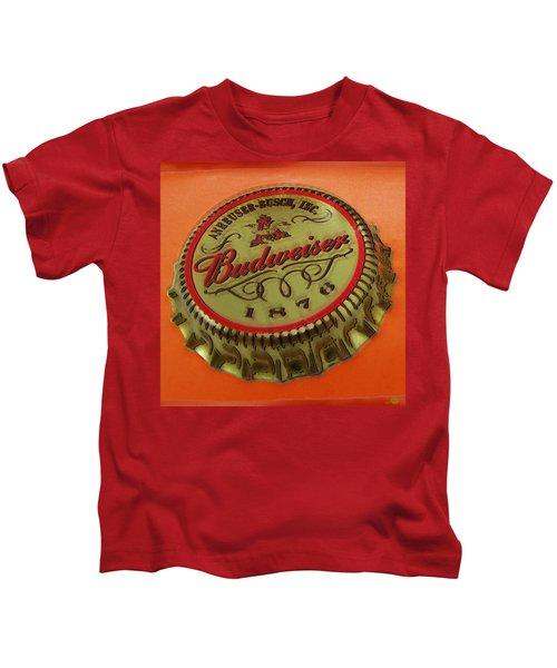 Budweiser Cap Kids T-Shirt