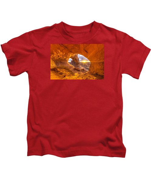 Cave Arch Kids T-Shirt