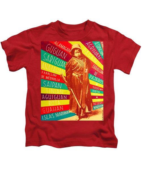 Chamorro Revolutionary Kids T-Shirt