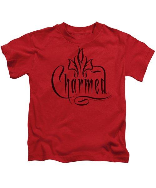 Charmed - Charmed Logo Kids T-Shirt