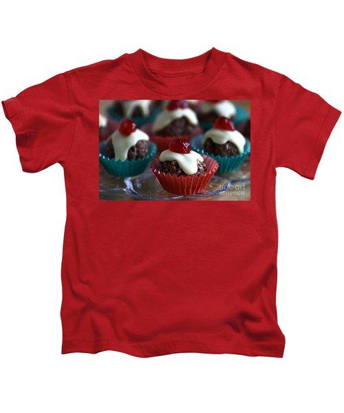 Cherry On Top Kids T-Shirt
