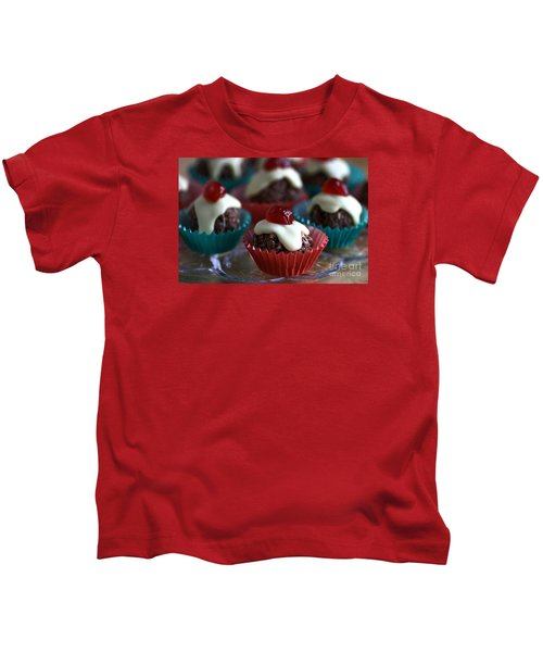 Cherry On Top Kids T-Shirt