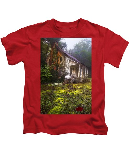 Childhood Dreams Kids T-Shirt