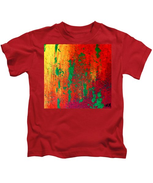 Dancing In The Sun Kids T-Shirt