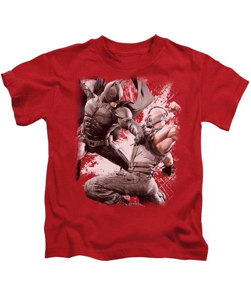 Dark Knight Rises - Final Fight Kids T-Shirt