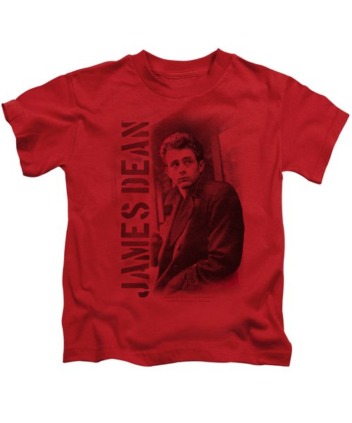 Dean - Trenchcoat Kids T-Shirt