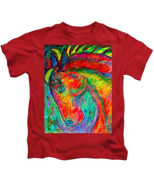Dream Horse Kids T-Shirt