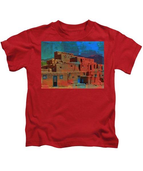 Dreams Of Taos Kids T-Shirt