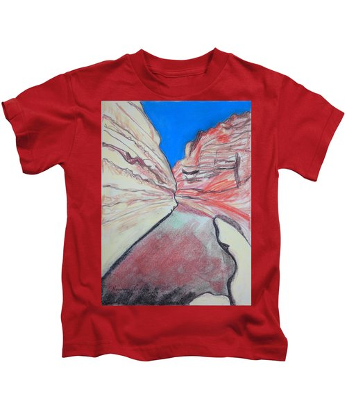 Ein Avdat  Kids T-Shirt