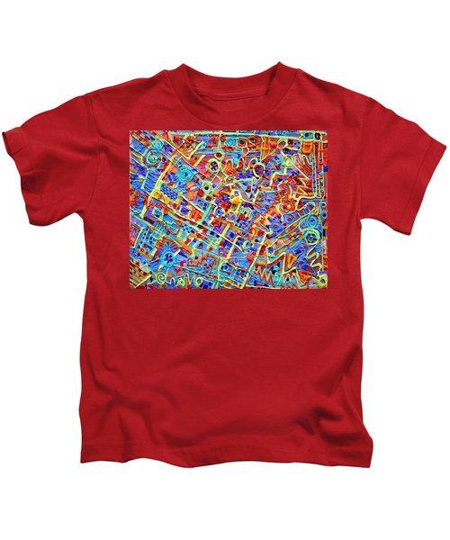 Electronics For Cats Kids T-Shirt