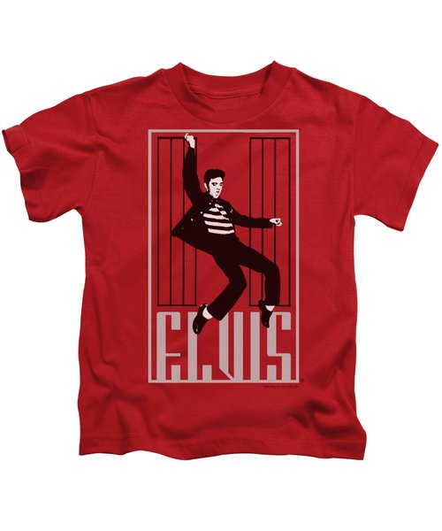 Elvis - One Jailhouse Kids T-Shirt