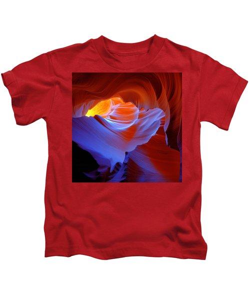 Evanescent Light Kids T-Shirt