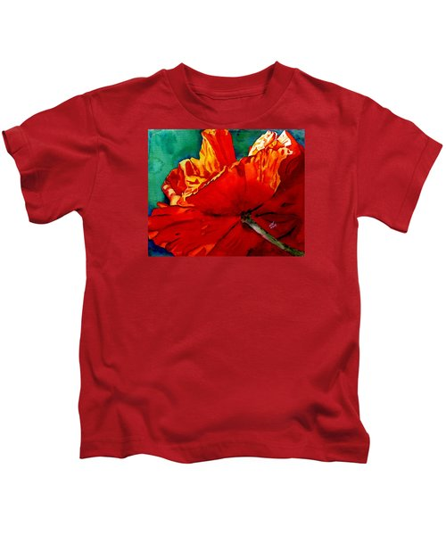 Facing The Light Kids T-Shirt