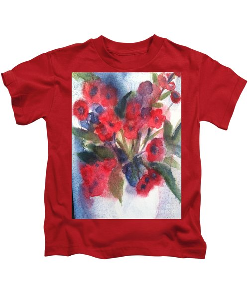 Faded Memories Kids T-Shirt