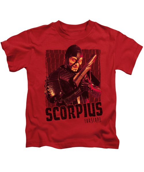 Farscape - Scorpius Kids T-Shirt