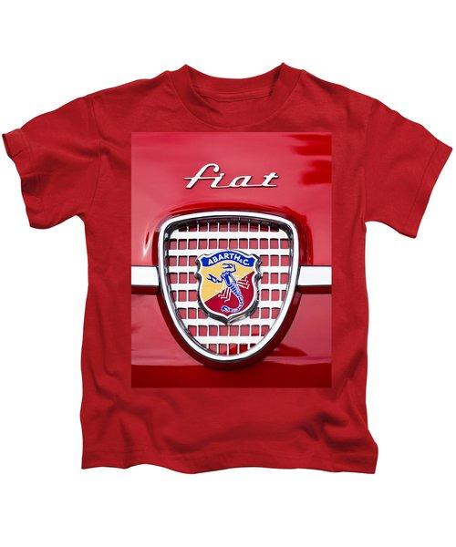 Fiat Emblem 2 Kids T-Shirt