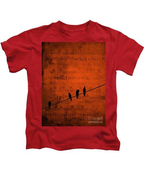 Follow The Music Kids T-Shirt