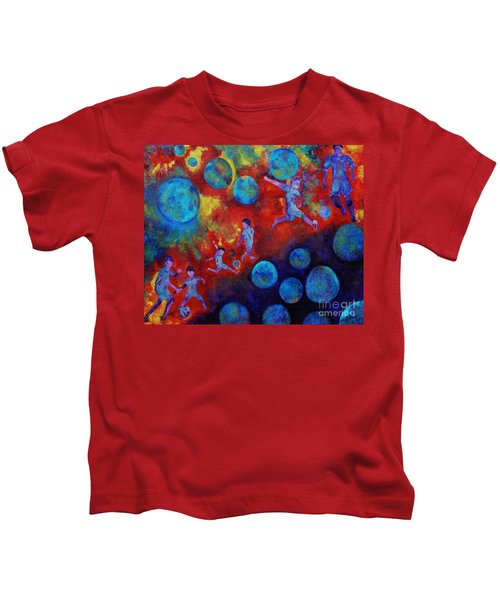 Football Dreams Kids T-Shirt