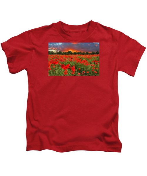 Glorious Texas Kids T-Shirt
