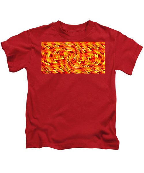 Gold Strike. H A Kids T-Shirt