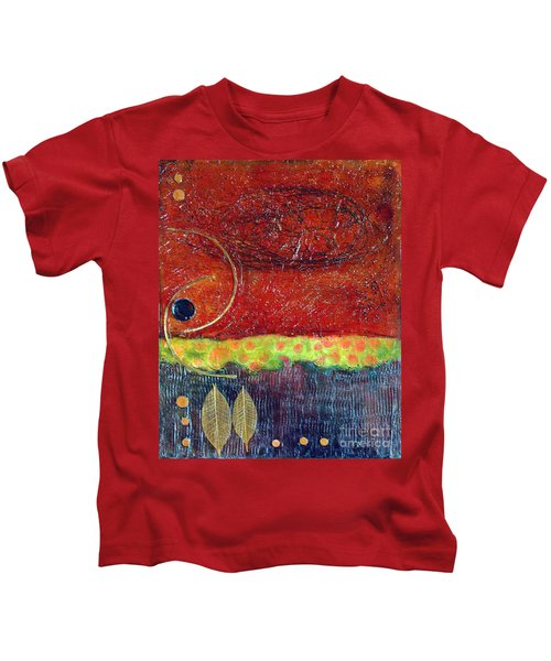Grounded Kids T-Shirt