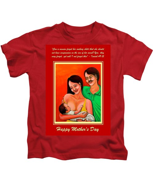 Happy Family Kids T-Shirt