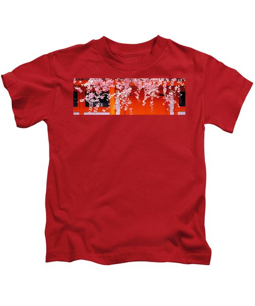 Heian-jingu Kyoto Japan Kids T-Shirt
