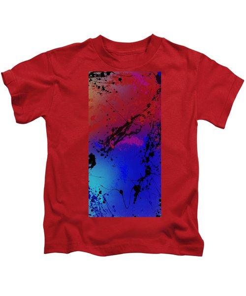 Infinite M Panel #3 Kids T-Shirt