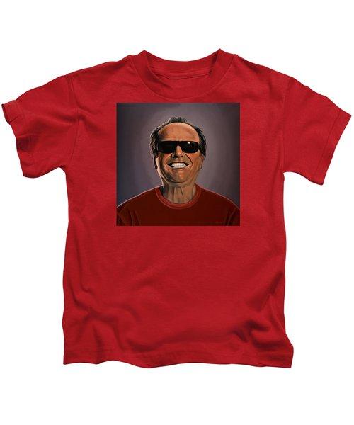 Jack Nicholson 2 Kids T-Shirt
