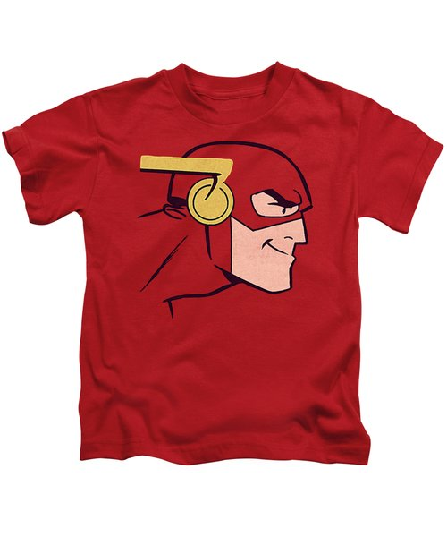 Jla - Cooke Head Kids T-Shirt