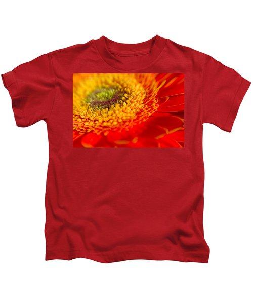 Landscape Of A Flower Kids T-Shirt