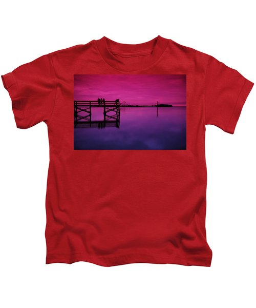 Last Sunset Kids T-Shirt
