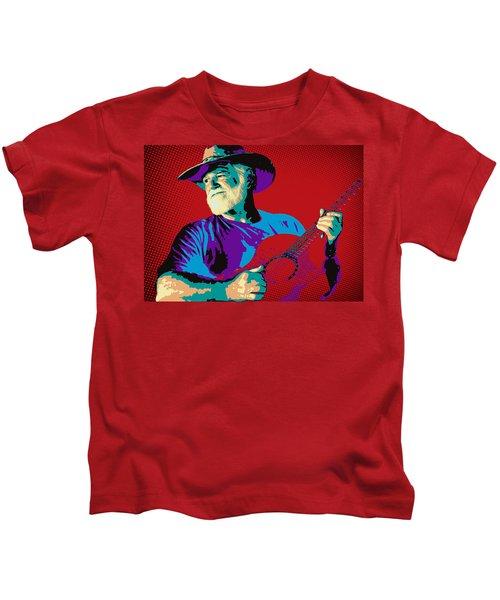 Jack Pop Art Kids T-Shirt