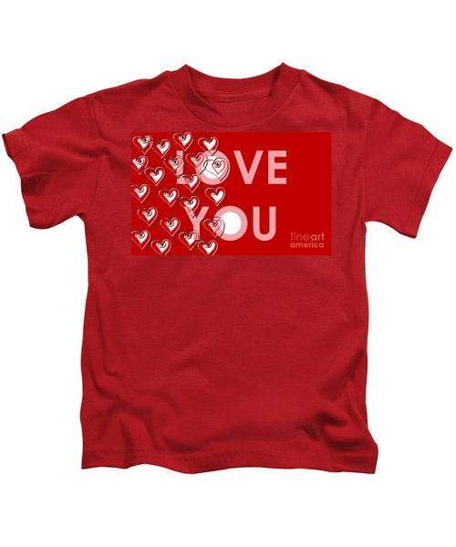 Love You Kids T-Shirt