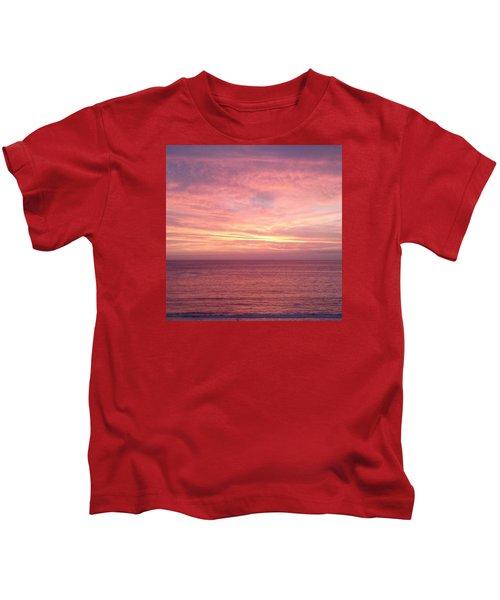 Loving  Sunset Kids T-Shirt