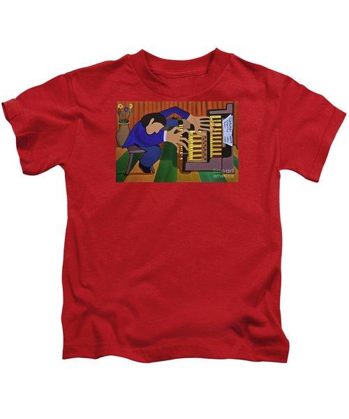 The Organist Kids T-Shirt
