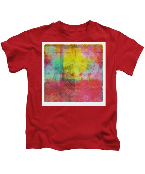 Mgl - Abstract Soft Smooth 01 Kids T-Shirt