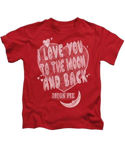 Moon Pie - I Love You Kids T-Shirt