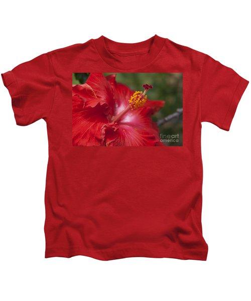 Morning Whispers Kids T-Shirt