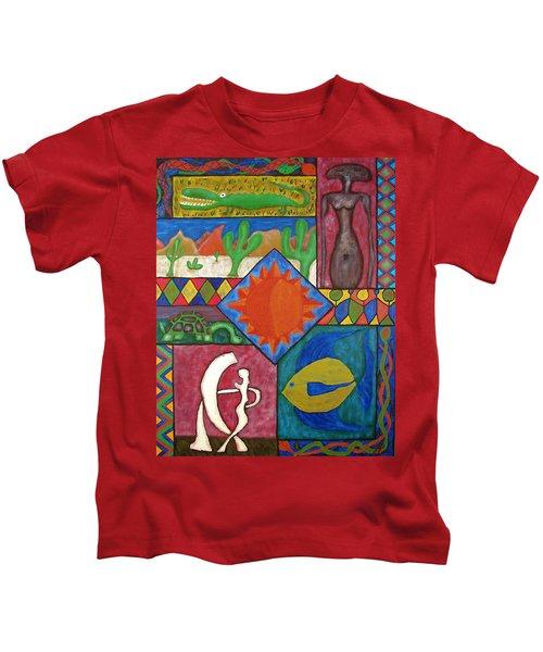 Naive #12 Kids T-Shirt