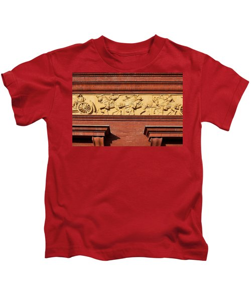 National Building Museum #3 Kids T-Shirt