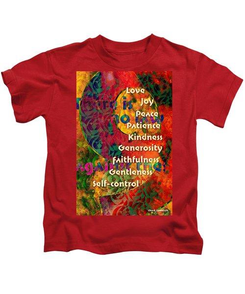 Nine Gifts Kids T-Shirt