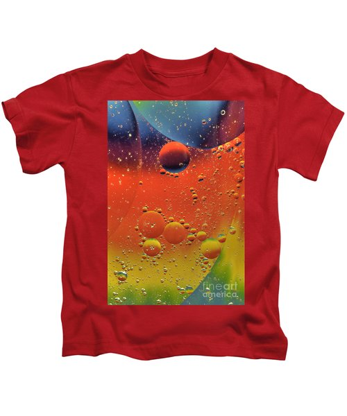 Oil And Water Kids T-Shirt