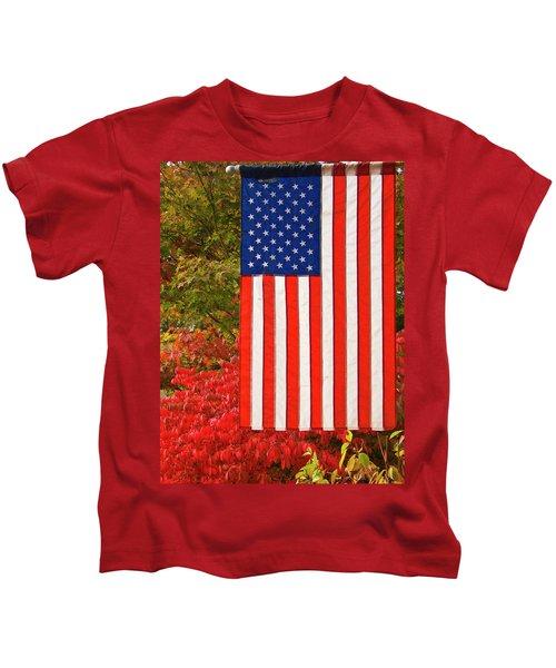 Old Glory Kids T-Shirt