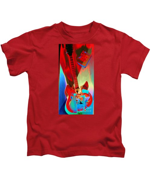 Pete's Guitar Kids T-Shirt